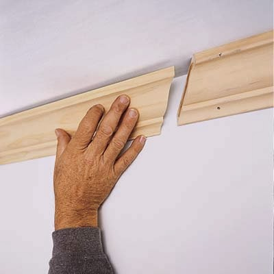 Crown Molding How To Cut Crown Molding Perfect