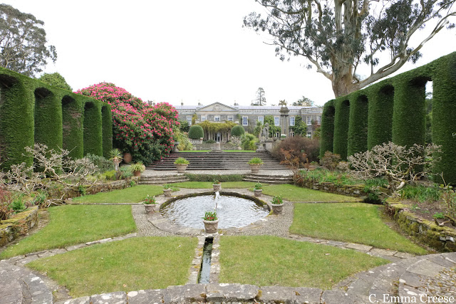 Mount Stewart National Trust Belfast Northern Ireland Adventures of a London Kiwi