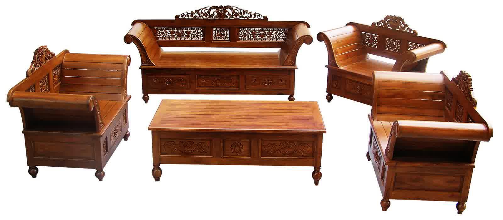 Barang Furniture Dan Mebel Kayu Perbedaan Ukiran Kayu