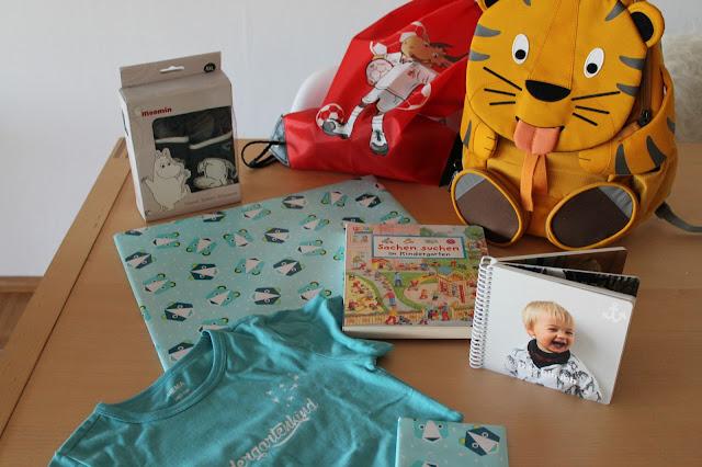 Theo Tiger Affenzahn Rucksack Kindergarten Begleiter Kinder