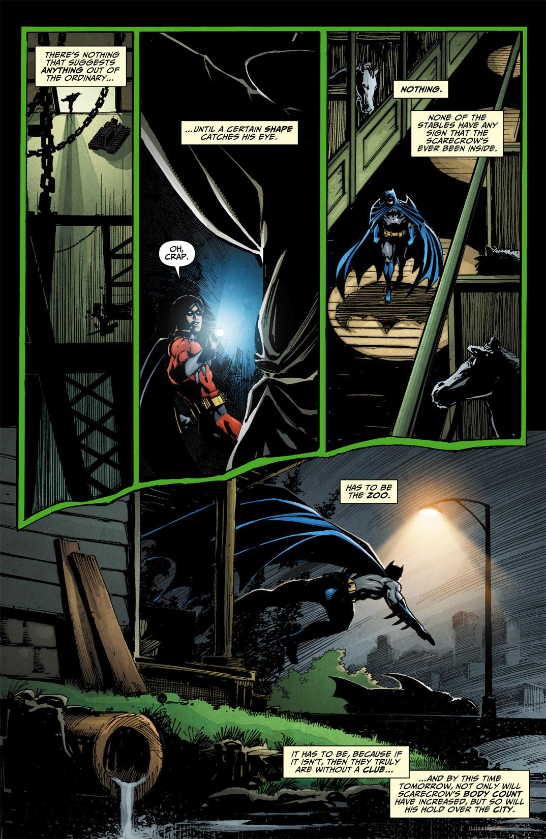 Detective Comics (1937) 836 Page 9