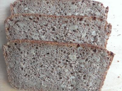 Domowy wypiek chleba graham