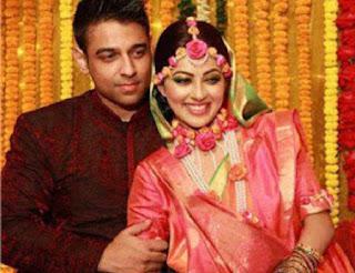 Monalisa and Her Husband Faiyaz Sharif Wedding Photos