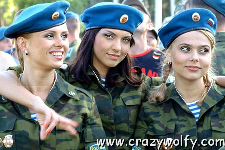 Russian Woman Soldier Results 62