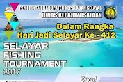 Selayar Fishing Tournament 2017 Tantang Para Pemancing