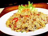 Resep Nasi Goreng Taouge Buat Sarapan Keluarga