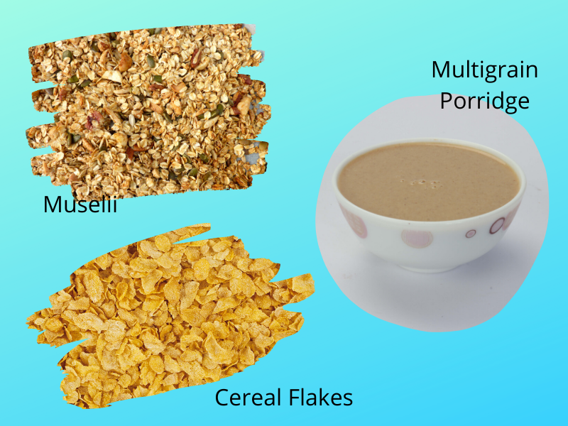 What is the best breakfast to start the day, Cereal flakes or a Porridge?