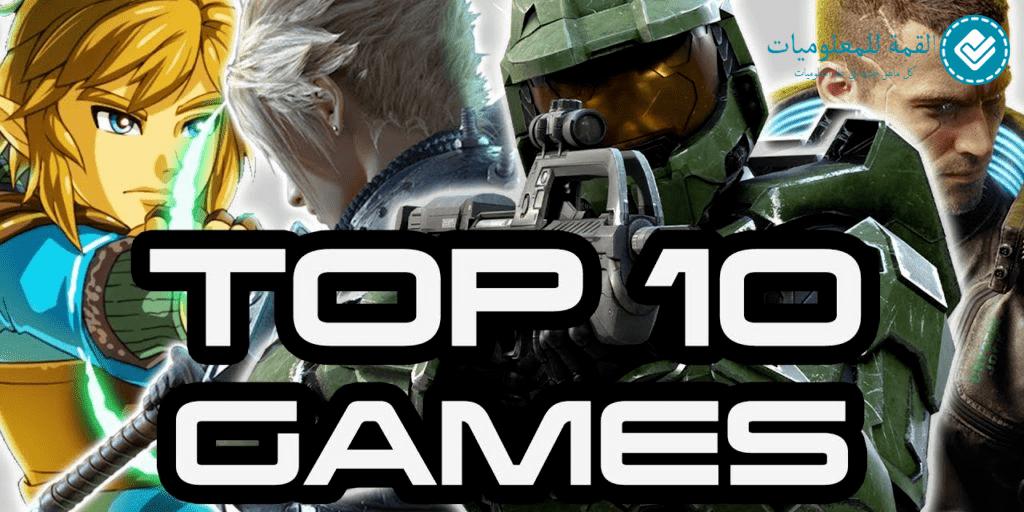 أفضل 10 ألعاب أندرويد