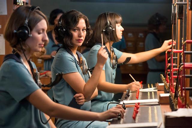 Los Lunes Seriéfilos Las Chicas del Cable