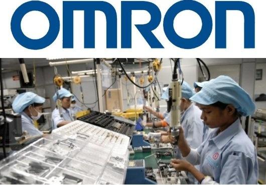 Lowongan Kerja  PT Omron Indonesia Operator Produksi Lulusan Min SMA SMK D3 S1