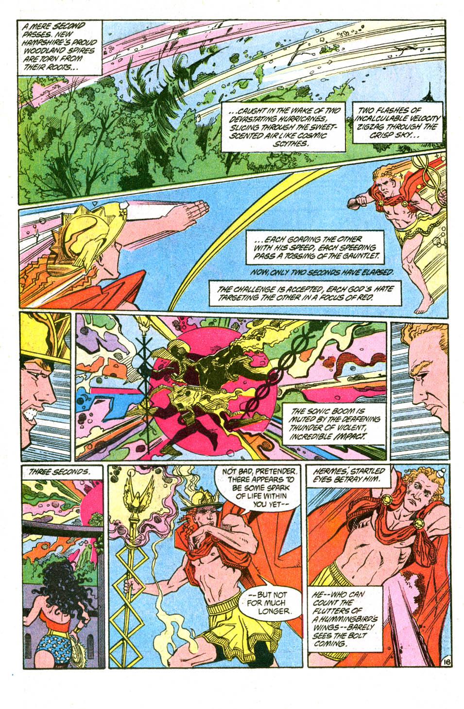 Read online Wonder Woman (1987) comic -  Issue #51 - 20