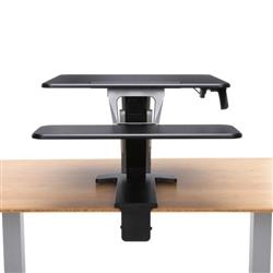 Clamp On Desktop Riser