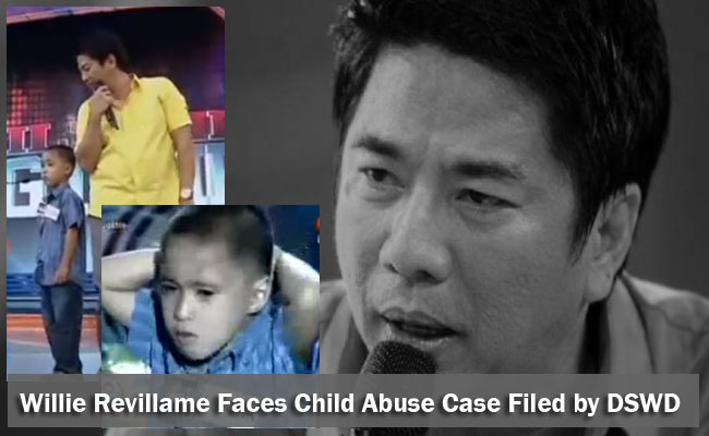 Willie Revillame Faces Child Abuse Case Filed by DSWD