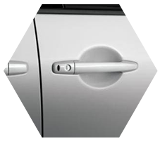 Door Handle Mitsubishi Delica