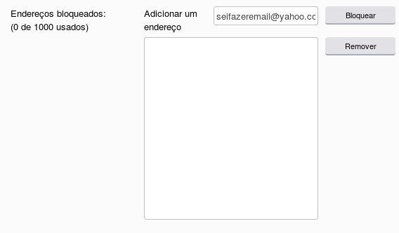 Como faço pra criar uma imail Yahoo