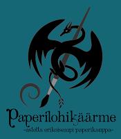 DT - Paperilohikäärme