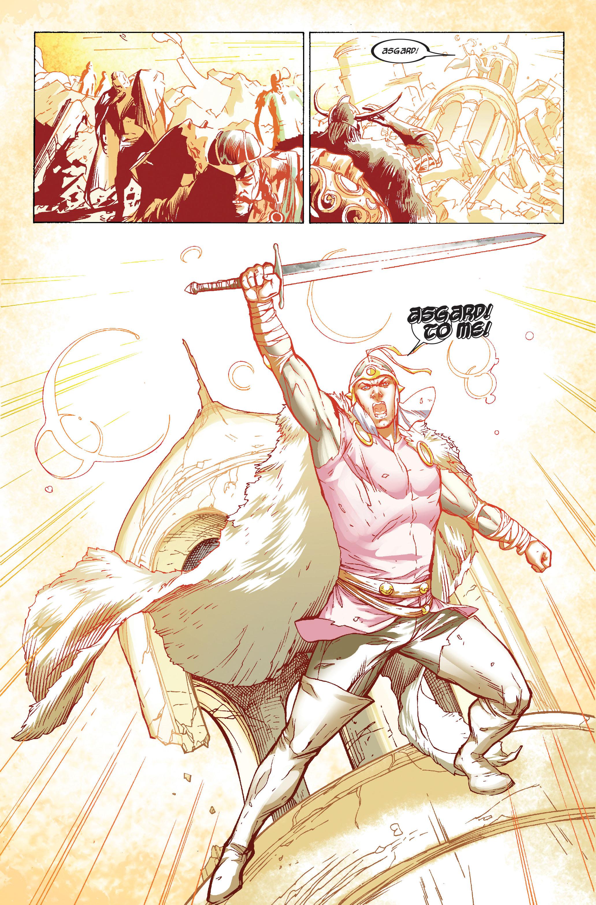 Thor (2007) Issue #609 #22 - English 19