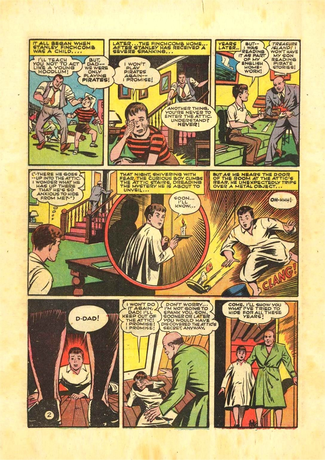 Read online Action Comics (1938) comic -  Issue #54 - 3