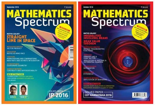 → Spectrum Mathematics  – September 2016  – October 2016
