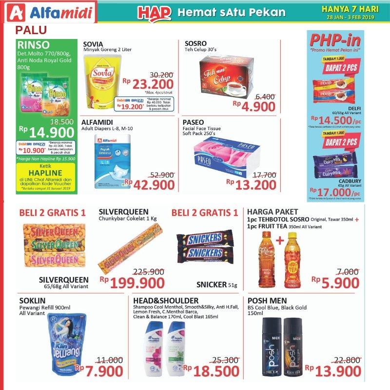 #Alfamidi - #Promo #Katalog Hemat Satu Pekan Periode 28 Jan - 03 Feb 2019