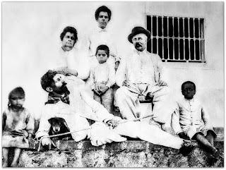 Simões Lopes Neto na Estância da Graça (1897) - Mostra do Santander Cultural