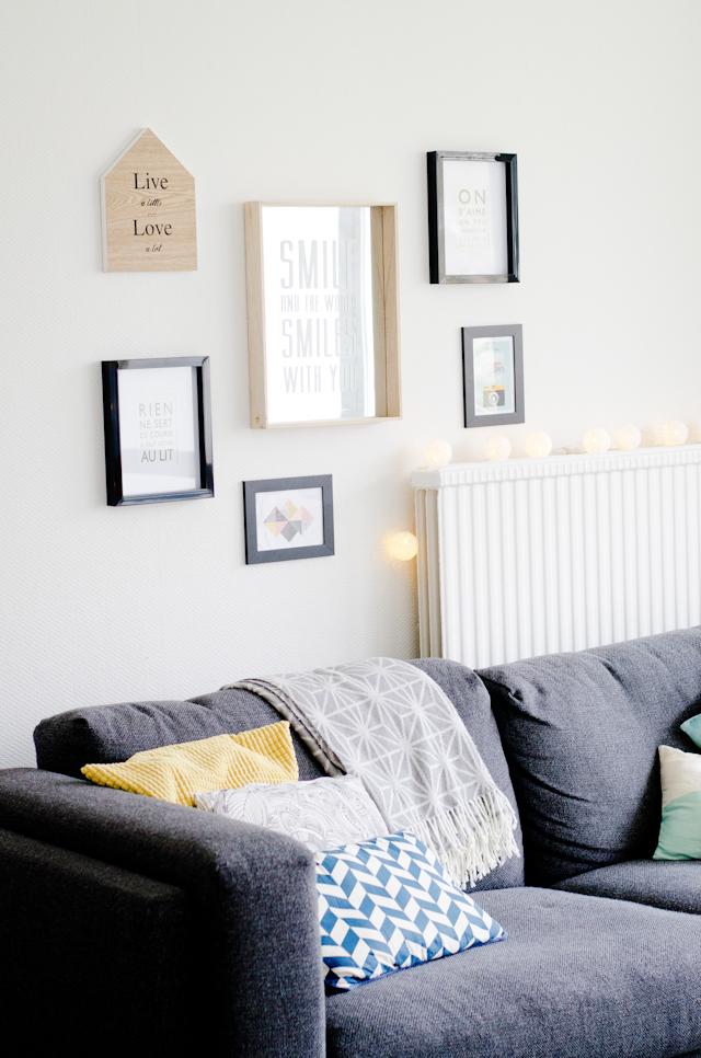 Bienvenue dans mon salon je dis m food blog lifestyle en normandie - Dessus de lit maison du monde ...