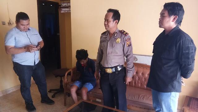Polisi Ringkus Pelajar Jadi BD Sabu
