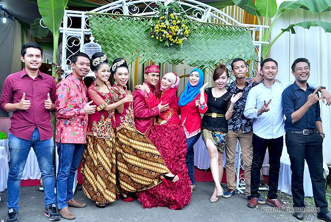 Wedding Chaca & Peik  || Fotografer & Editing By : Wisnu Darmawan ( Klikmg ) Fotografer Purwokerto & Indonesia