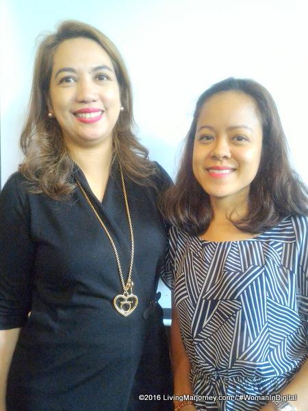 Woman In Digital meets DOH Sec Janette Garin