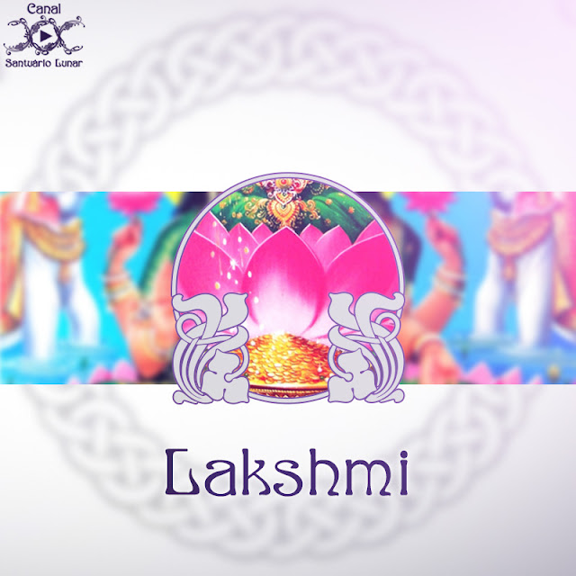 Lakshmi - Goddess of Wealth and Prosperity | Wicca, Magic, Witchcraft, Paganism