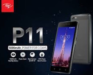How to flash and download itel P11 ROM or flash file