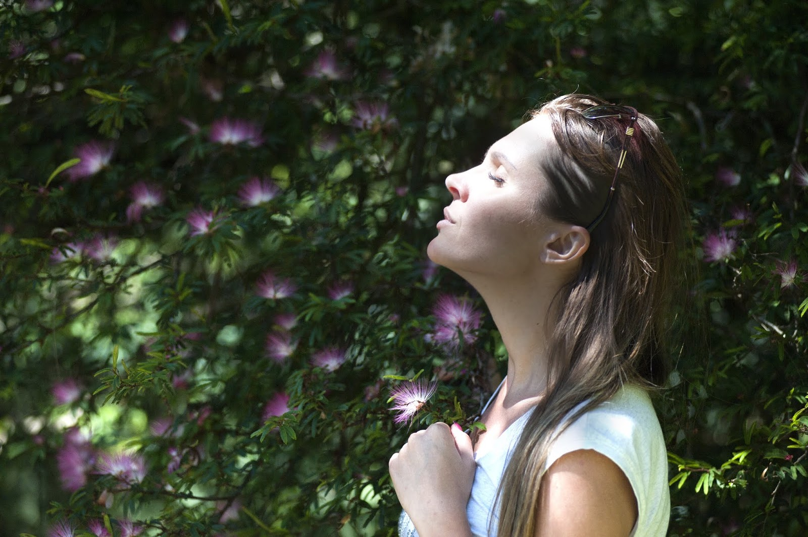 Inhale Fresh Air for Clear and Glowing Skin - Healthy Lifestyle