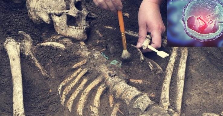 Η σπάνια και ανατριχιαστική ιστορία της γυναίκας που γέννησε στον τάφο της