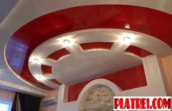 Platre maroc decoration 2014 decoration platre plafond - Decor platre maroc ...