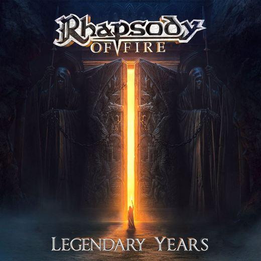 RHAPSODY OF FIRE - Legendary Years (2017) full