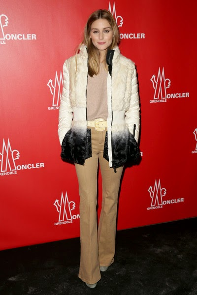Olivia Palermo At New York Fashion Week IX