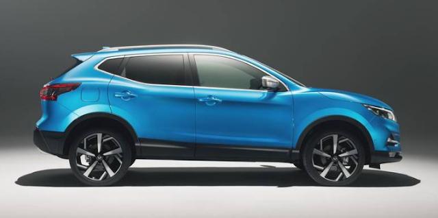 2018 Nissan Qashqai Changes
