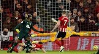 نيوكاسل يونايتد يحقق فوز هام خارج ملعبه من امام فريق شيفيلد يونايتد بثنائية في الدوري الانجليزي