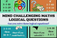 Can you solve these logical equations?