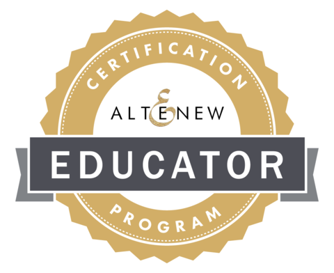 Certified Altenew Educator!!