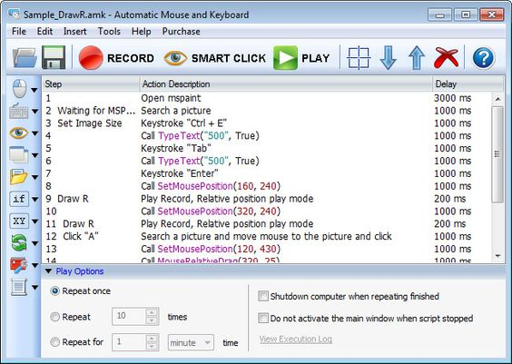 DOWNLOAD AUTOMATIC MOUSE AND KEYBOARD 5.2.9.2 + CRACK
