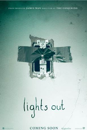 Lights Out 2016 Horror Film News And Trailer