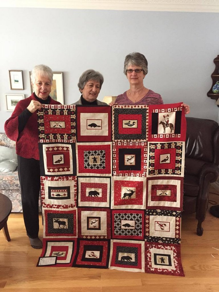 Canadian Quilting CQA/ACC: Thank you to Canadian Quilt Guilds for ... : canadian quilting stores - Adamdwight.com