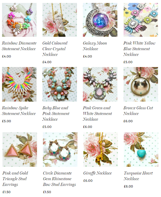 Fashion   Raspberrykiss: Adorable Accessories (Under £6)