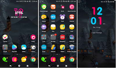 Berry Theme hwt For Emui 5 / 8