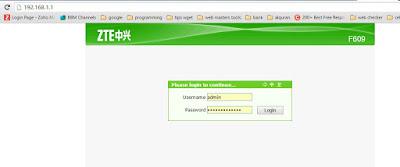 Mengizinkan Mac Address Tertentu Terhubung Ke Modem ZTE F609 Indihome