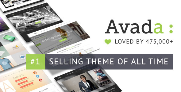 Avada WordPress Themes Review (February 2019) Best Selling Themes