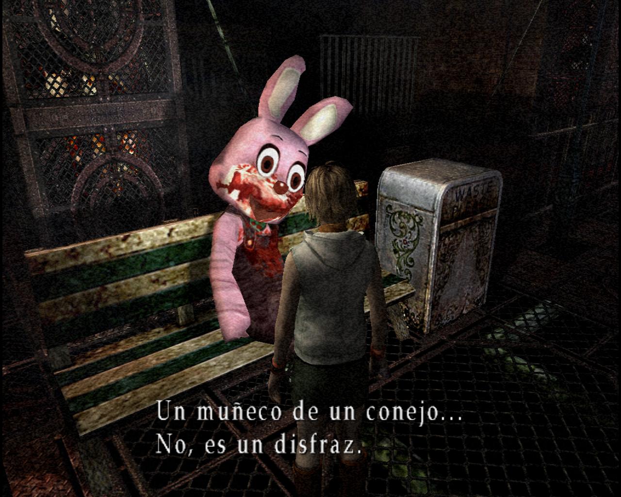 Silent Hill 3 Multilenguaje ESPAÑOL PC 4