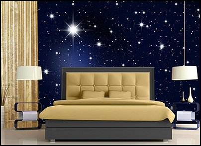 Decorating Theme Bedrooms Maries Manor Celestial Moon Stars Astrology Galaxy Theme