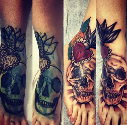 20 Cover Up Tattoos For Females Ideas And Designs